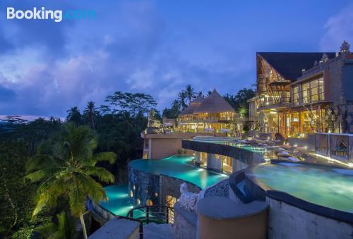 Apartamento de 150m2 en Ubud con piscina
