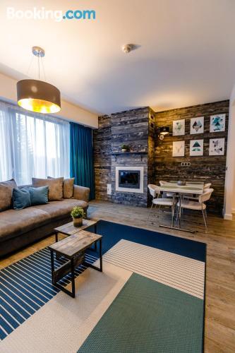 Convenient one bedroom apartment in Poiana Brasov.