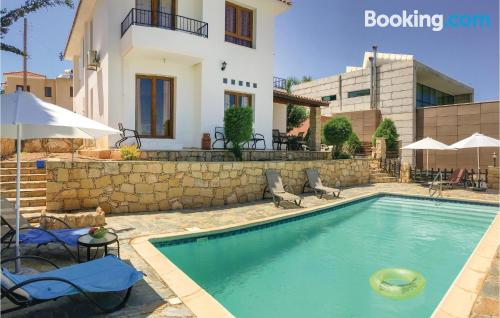 Four-Bedroom Holiday Home in Tala-Paphos