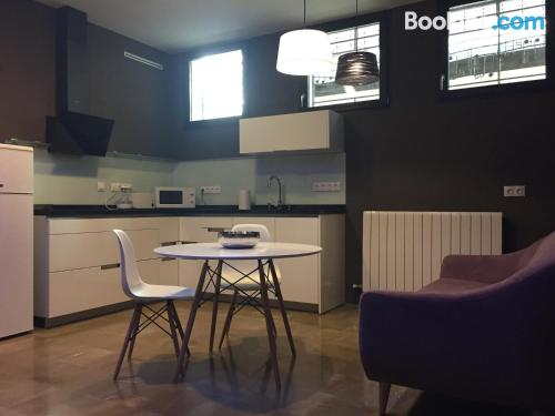 Large place in superb location with two rooms
