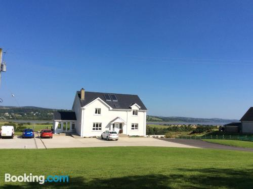 Place in Letterkenny for two people