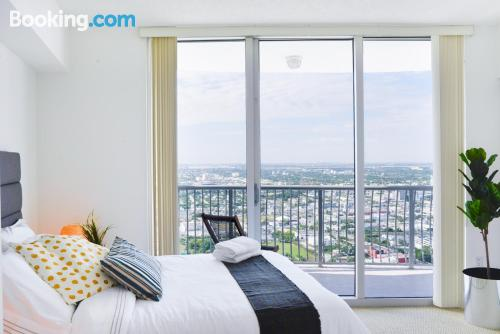 Apartment in Miami. Air!