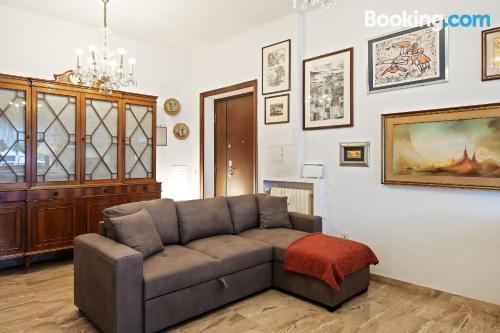 Apartamento de 85m2 en Roma ideal para cinco o más