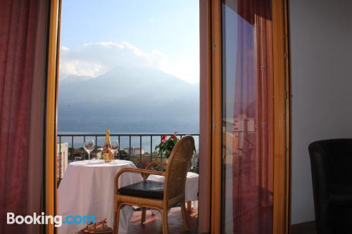 Apartment in Locarno with terrace and internet