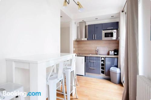 One bedroom apartment in center of Paris.