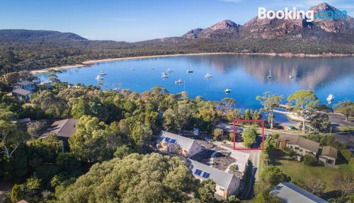 Coles Bay is yours! For couples