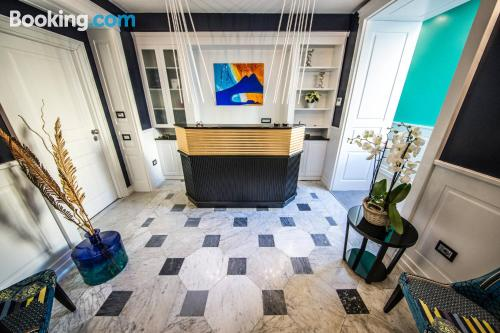 Apartment in Naples for 2 people