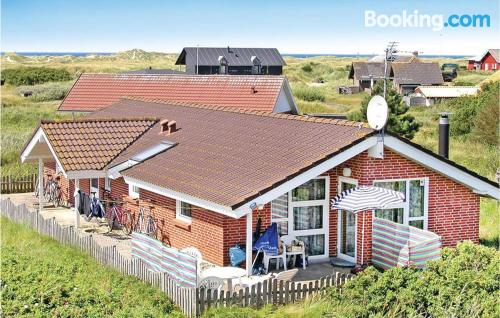 Place in Bolilmark. Great for six or more
