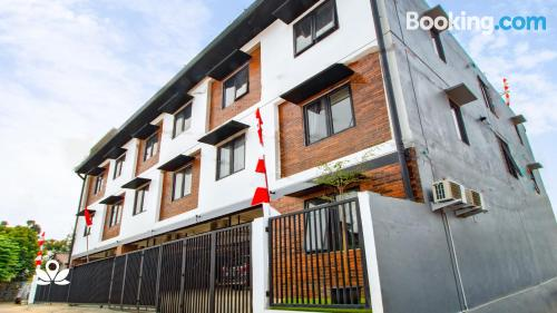 One bedroom apartment apartment in Tangerang. 231m2!.