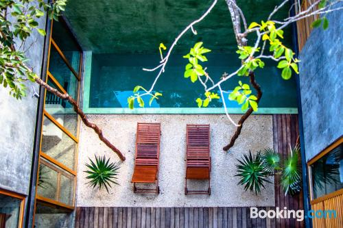 One bedroom apartment in Tulum with pool