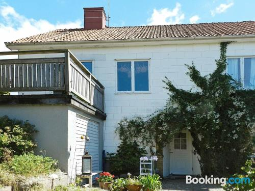 Place with wifi in great location of Lysekil