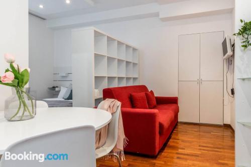 Apartamento con conexión a internet en Milán.