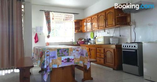 Home in Pereybere with terrace!.