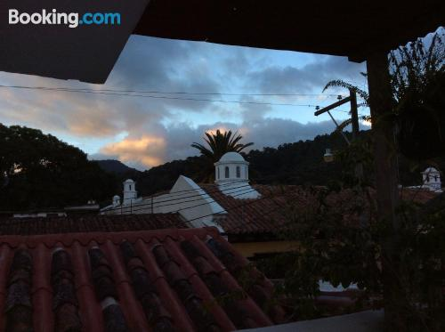 Apartamento para dos personas en Antigua Guatemala con wifi