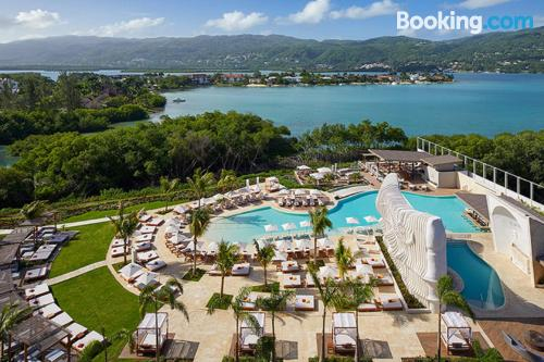 Great 1 bedroom apartment. Montego Bay experience!