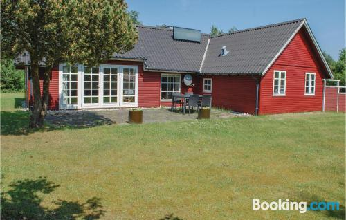 Apartment in Ebeltoft with internet