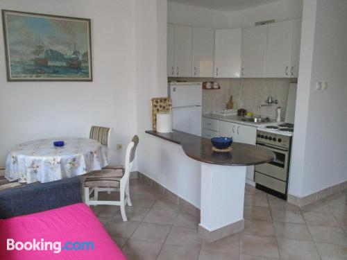 Two bedroom place with terrace