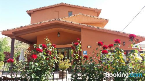Apartamento en Albarracín con wifi y vistas