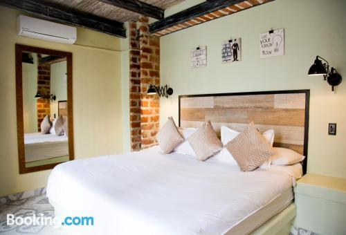 Apartamento con vistas y wifi en Cartagena de Indias. Perfecto para viajeros independientes
