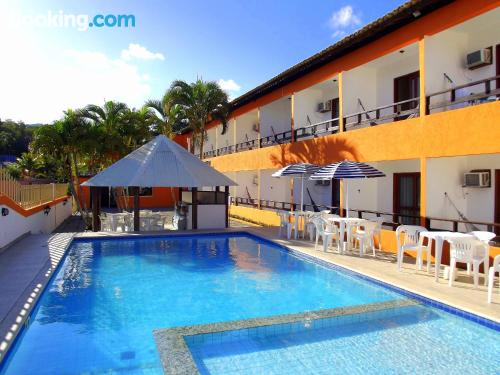 Cozy apartment in Porto Seguro with terrace