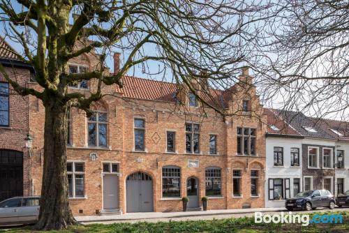 Apartment in Bruges for 2