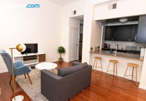 1 bedroom apartment in Hoboken.