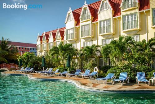 Apartamento de 23m2 en Gros Islet con piscina