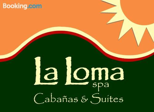 Giant home in La Cumbre. Convenient for families