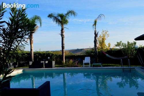 Home for couples in Monterotondo with terrace and pool