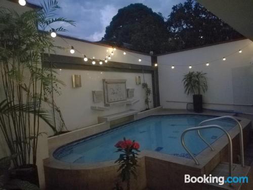 Cute apartment. Swimming pool!