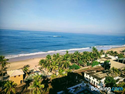 Large home in Mount Lavinia. Air-con!