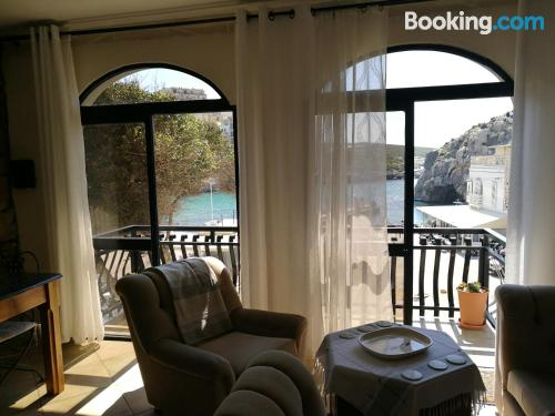 Cute apartment. Xlendi from your window!