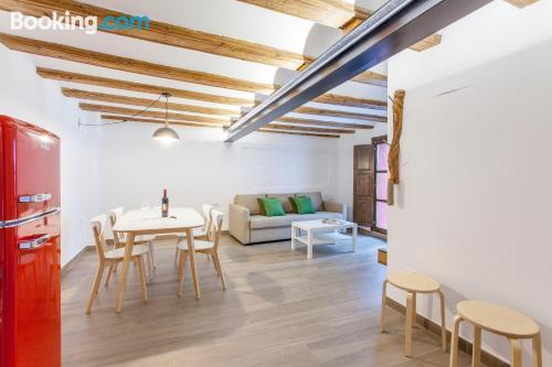 Apartamento de una habitación en Valencia.