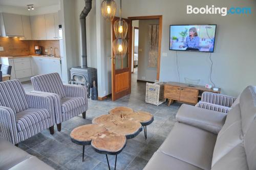 Apartamento para cinco o más ¡Con vistas!