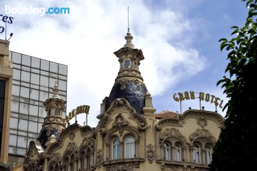 Albacete from a incredible location for 2 people