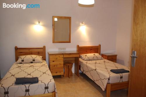 Cot available apartment with terrace!.