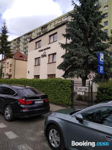 Apartamento en Gdynia. ¡conexión a internet!.
