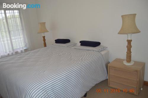 Apartamento para dos personas en Hillcrest con terraza y wifi.