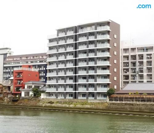 Ideal one bedroom apartment for 6 or more.