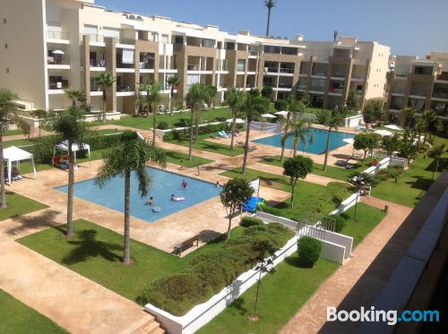 Large place in Sidi Bouqnadel with terrace