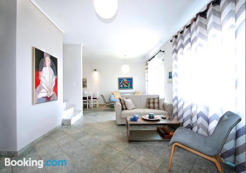 Apartamento ideal en Paralia Vrachou
