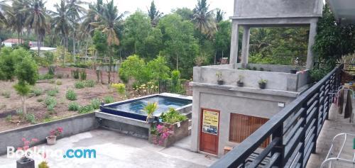 Apartamento con terraza en Kuta Lombok