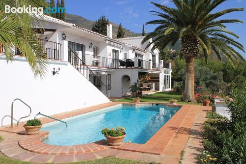 Apartamento con piscina en Mijas