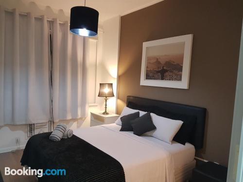 One bedroom apartment in Rio de Janeiro. Ideal!