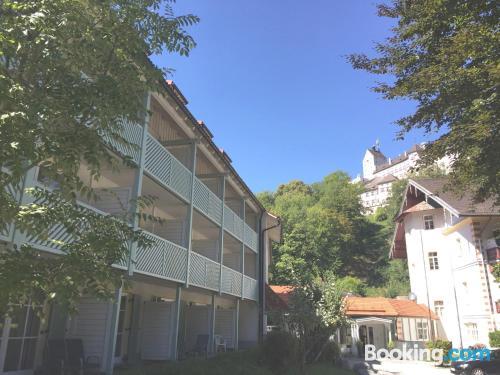 Pequeño apartamento en Aschau im Chiemgau con wifi.