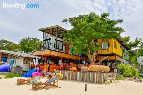 Place for 2 people in Ko Samed with air