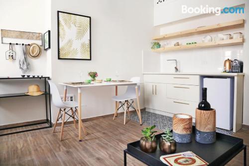 Little apartment. Air!.