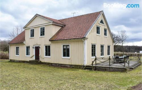 Huge home in Kallinge.