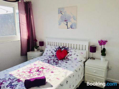 Apartment in Bristol for one person.