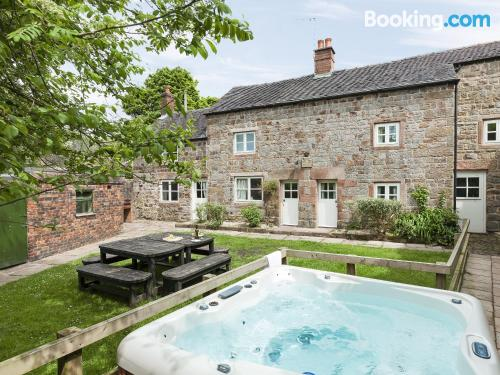Home in Leek great for families!